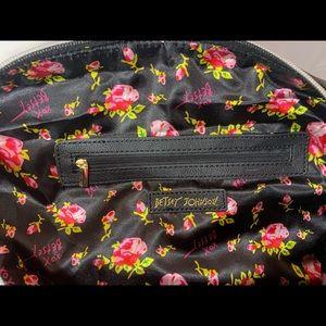 Betsey Johnson Bags - Betsey Johnson's Kitten design Overnight Bag NWOT